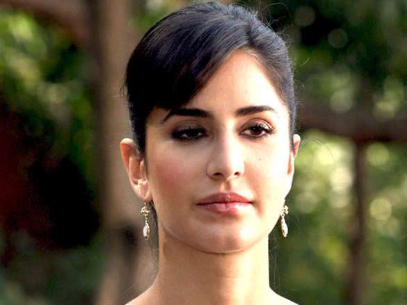 Katrina Kaif shoots for 'Main Krishna Hoon' at Filmcity