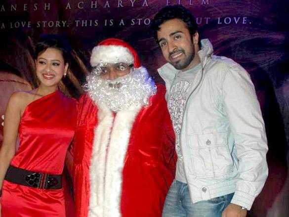 Ganesh Acharya turns Santa to promote his film 'Angel'