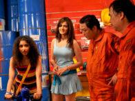 Movie Still From The Film United Six,Daisy Bopanna,Luna Lahkar,Isha Batwe