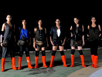 Movie Still From The Film United Six,Parvathy Omanakuttan,Luna Lahkar,Pooja Sharma,Isha Batwe,Daisy Bopanna