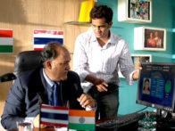Movie Still From The Film Vikalp,Alok Nath