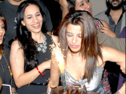 Photo Of Vishwajeet Pradhan,Lopa Bhatt From The Celebs grace Lopa Bhatt's birthday bash