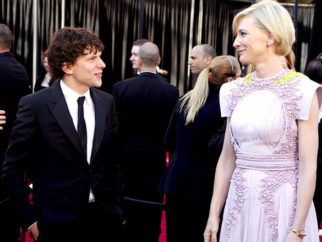 Photo Of Jesse Eisenberg,Cate Blanchett From The 83rd Annual Academy Awards 2011
