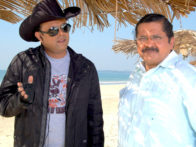 Photo Of Sumeet Raghavan,Tiku Talsania From The SAB TV's Sajan Re Jhoot Mat Bolo unit get a day off in Goa