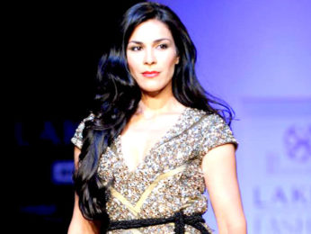 Photo Of Namrata Barua From The Perizaad walks the ramp for Pria Kataria Puri at 'Lakme Fashion Week 2011' Day 4