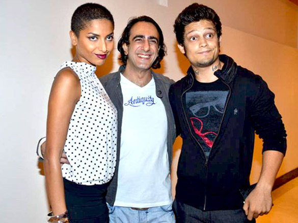 Bhavna Pani at Antiquity DJ Diamond and Whosane gig