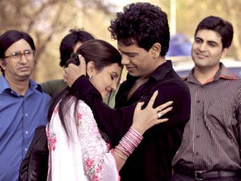 Movie Still From The Film Happy Husbands,Kurush Deboo,Archana,Anay,Mohit Ghai