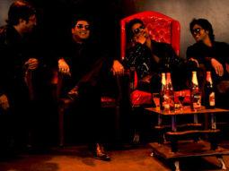 Movie Still From The Film Happy Husbands,Kurush Deboo,Mohit Ghai,Anay,Ahwaan