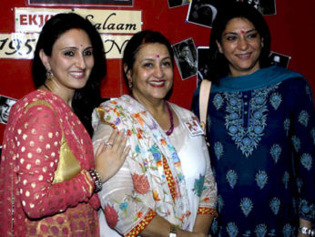 Photo Of Juhi Babbar,Nadira Babbar,Priya Dutt From The Raj and Nadira Babbar Ekjute Theatre's 30th year celebration