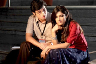 Movie Still From The Film Pyaar Ka Punchnama,Divyendu Sharma,Ishita Sharma