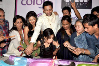 Photo Of Rashmi Desai,Nadish Sandhu,Tina Dutta,Pratima Kazmi,Farida Dadi From The Uttaran success bash
