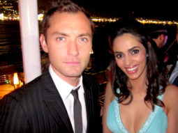 Photo Of Jude Law,Mallika Sherawat From The Mallika and Paul Allen at 64th Annual International Cannes Film Festival