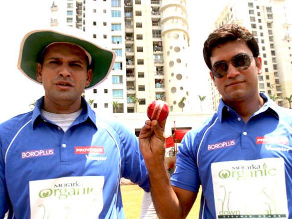 Vikas Kalantri organises charity cricket match