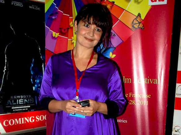 Pooja Bhatt at Kashish-Mumbai International Queer Film Festival