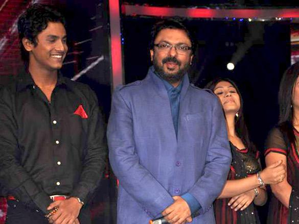 Shreya Ghoshal at 'X Factor India' 12 finalists' introduction