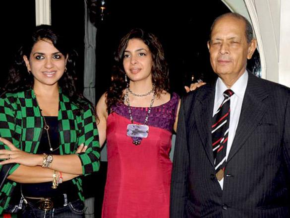 Poonam Soni and Nawaz Singhania launch S2