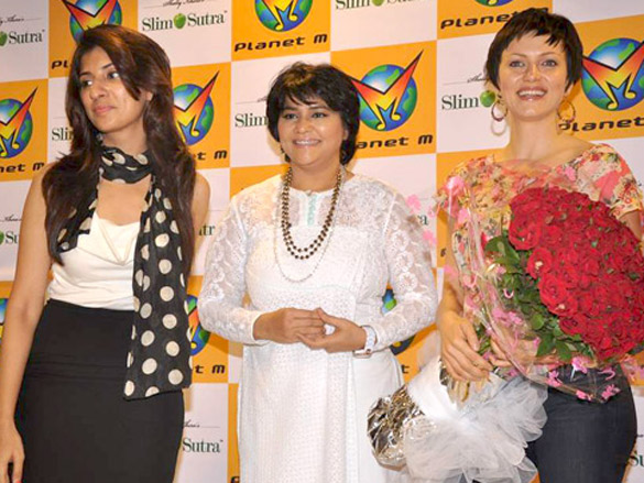 Yana Gupta launches Slim Sutra DVD at Planet M