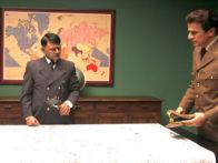 Movie Still From The Film Gandhi to Hitler,Raghuveer Yadav,Nassar Abdulla