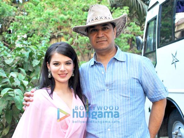 Urvashi Sharma Shoots For Baabarr