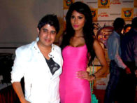 Photo Of Harry Anand,Nicole Faria From The Nicole Faria at Harry Anand's 'Desi Funk' album launch