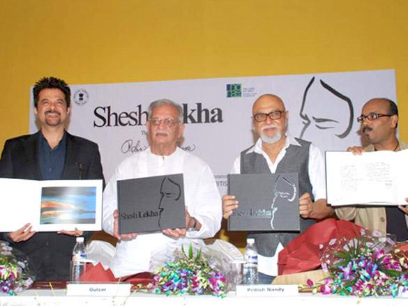 Anil Kapoor at Shesh Lekha's art event 'Shesh Lekha'