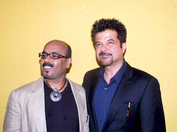 Anil Kapoor at Shesh Lekha's art event 'Shesh Lekha'