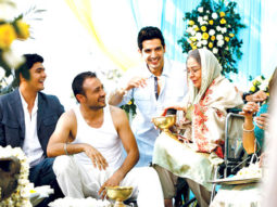 Movie Still From The Film Love Breakups Zindagi,Satyadeep Mishra,Zayed Khan,Farida Jalal