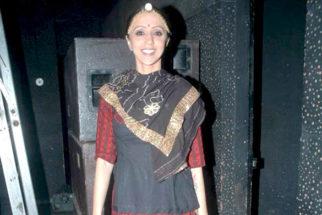 Photo Of Ishita Arun From The Ila Arun and Teejay Sidhu's play 'Mareechika'