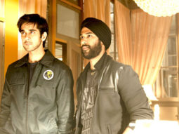 Movie Still From The Film Speedy Singhs,Vinay Virmani