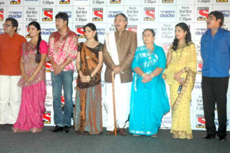 Photo Of Anang Desai,Farida Dadi,Sugandha Mishra,Aasif Sheikh From The Sony SAB TV launches 'Don't Worry Chachu'