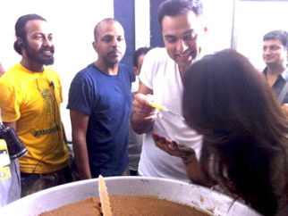 On The Sets Of The Film Rock The Shaadi Featuring Abhay Deol,Preeti Desai,Genelia Dsouza