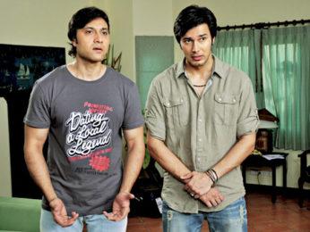 Movie Still From The Film Be-Careful,Sanjay Mishra,Shilpi Sharma