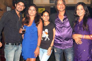 Photo Of Yasmeen,Shaan Banerjee From The Shaan Banerjee's birthday bash