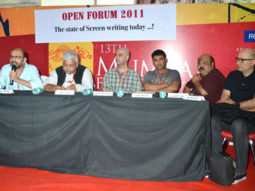 Photo Of Vinay Shukla,Atul Tiwari,Abbas Tyrewala,Sagar Ballary,Saurabh Shukla,Dev Benegal From The 13th Mumbai Film Festival - Day 7