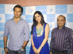 Photo Of Rajneesh Duggall,Nargis From The Rajneesh Duggall and Nargis at 'Garodia International School Annual Day'