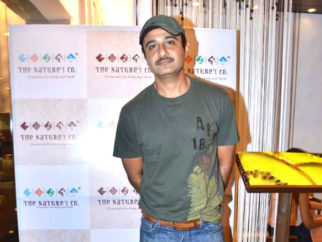 Photo Of Vivek Mushran From The Natasha Shah's The Nature's Co. store launch