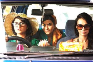 Movie Still From The Film Ladies V/S Ricky Bahl,Ranveer Singh