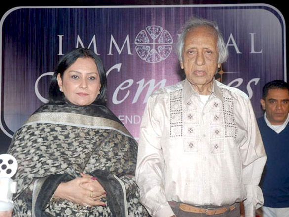 Photo Of Chandrashekhar From The Bollywood legends honoured at 'Immortal Memories' event