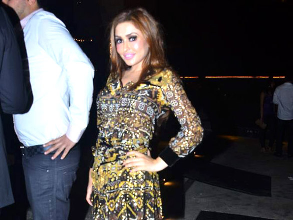 Photo Of Tareena Patel From The Amrita Saluja and Tareena Patel at Pitbull post bash