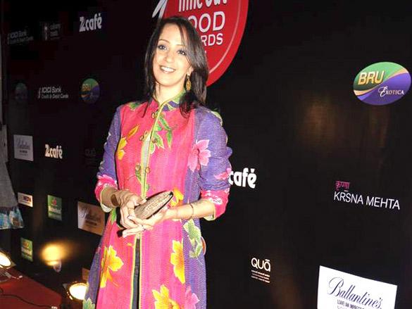 Photo Of Ishita Arun From The Abhay Deol, Kalki and Malaika at TimeOut Food Awards