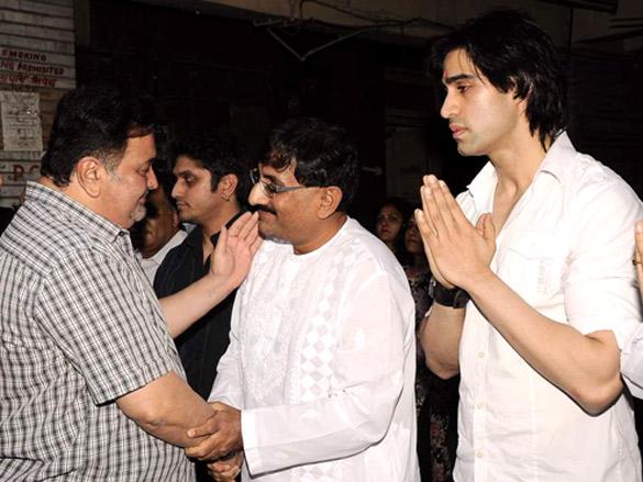 Rishi Kapoor,Mohit Suri,Dharmesh Darshan