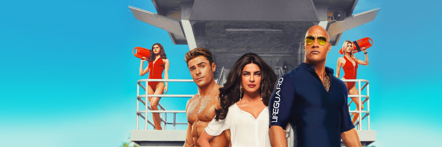 Baywatch (English)