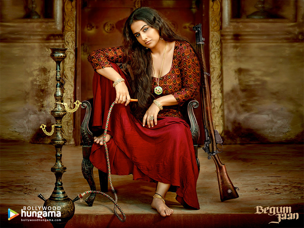 Movie Wallpapers Of The Movie Begum Jaan