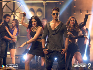 Movie Wallpapers Of The Movie Commando 2