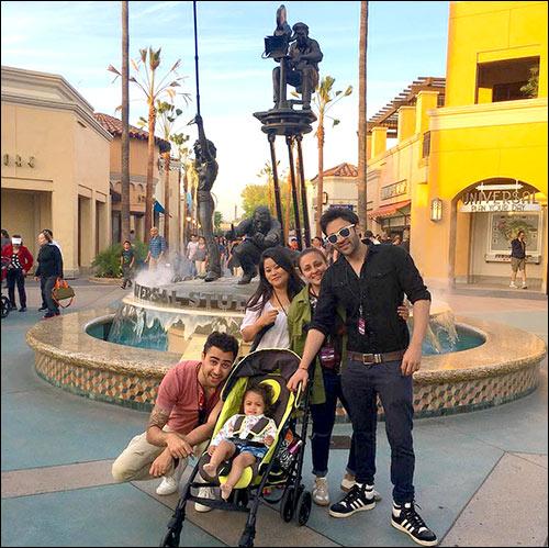 Check out: Imran Khan's escapades at Universal Studios