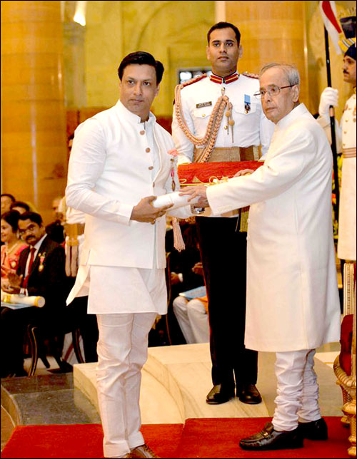 Check out: Madhur Bhandarkar receives Padma Shri award