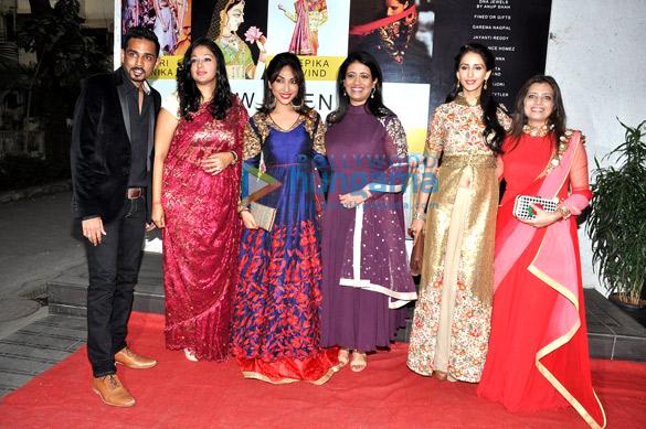 Parth Sanghavi, Vijayta Gandhi, Mouli Ganguly, Kamalika Guha, Chahat Khanna, Pallavi Goyle