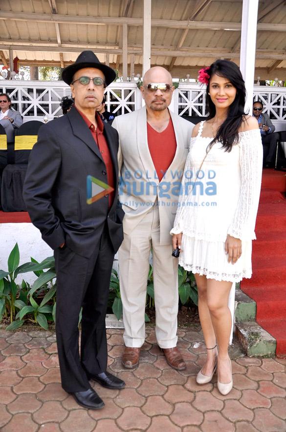 Suchitra Pillai & Manasi Scott at AGP Race