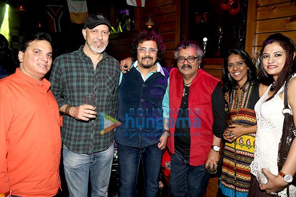 Lalit Pandit, Loy Mendonsa, Bickram Ghosh, Hariharan, Mahalakshmi Iyer, Suchismita