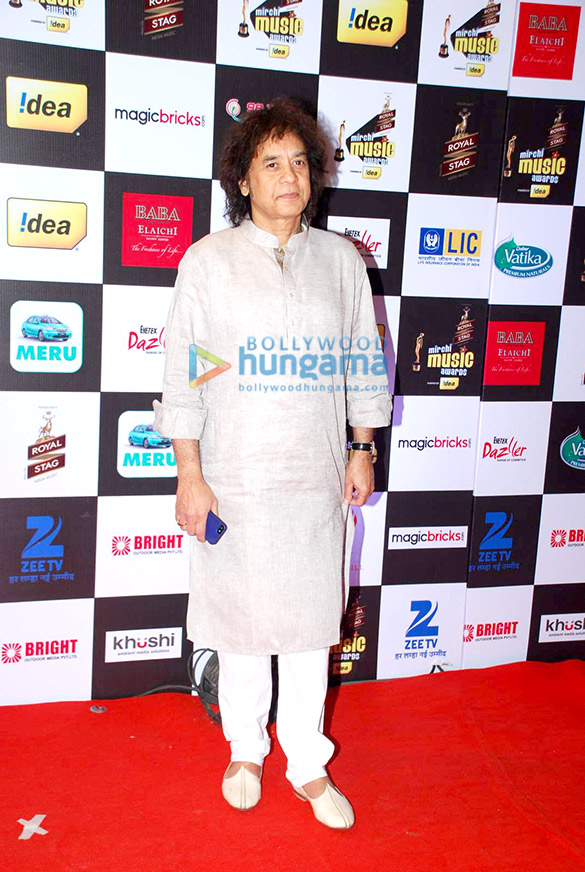 Celebs grace '7th Mirchi Music Awards'